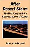 After Desert Storm: The U.S. Army and the Reconstruction of Kuwait