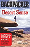 Desert Sense: Hiking & Biking in Hot, Dry Climates