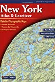 New York State Atlas and Gazetteer