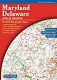 Maryland/Delaware Atlas and Gazetteer