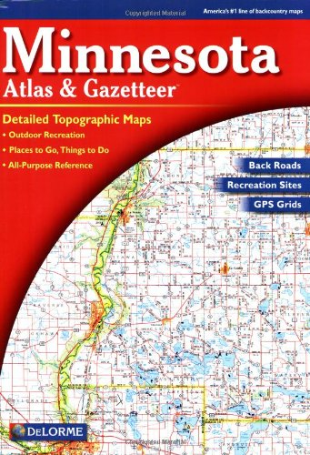 Minnesota Atlas and Gazetteer