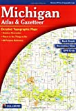 Michigan Atlas & Gazetteer