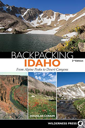 Backpacking Idaho