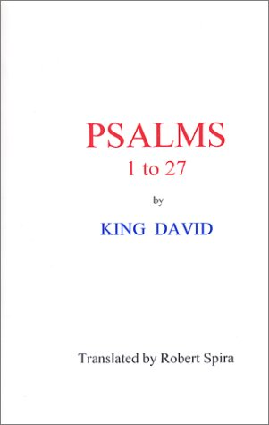 Psalms 1 to 27