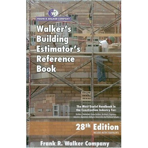 Estimating In Building Construction Canadian Edition Pdf