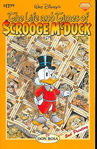The Life and Times of Scrooge McDuck cover