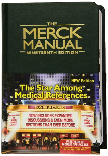 The Merck Manual - Robert S. Porter