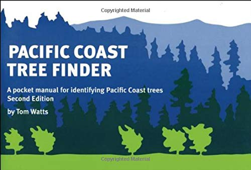 Pacific Coast Tree Finder: A Pocket Manual for Identifying Pacific Coast Trees (Nature Study Guides), Watts, Tom