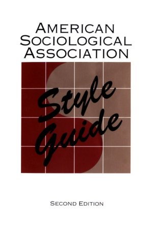 acs style guide uw madison