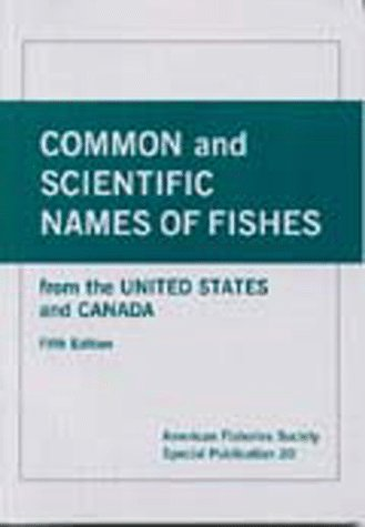 Books to get you started canadian studies research guides at common and scientific names of fishes from the united states and canada by c richard robins chairman et al committee on names of fishes fandeluxe Gallery