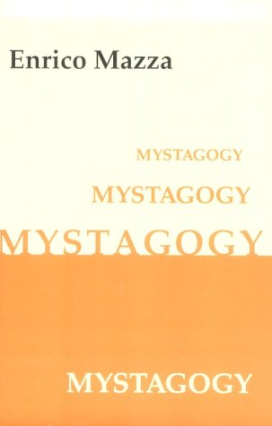 Mystagogy: A Theology of Liturgy in the Patristic Age, Mazza, Enrico