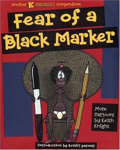 Fear of a Black Marker cover
