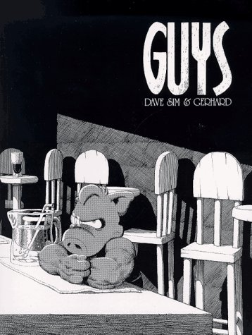 Guys (Cerebus, Book 11)