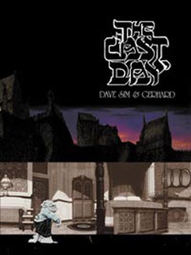 Cerebus: The Last Day