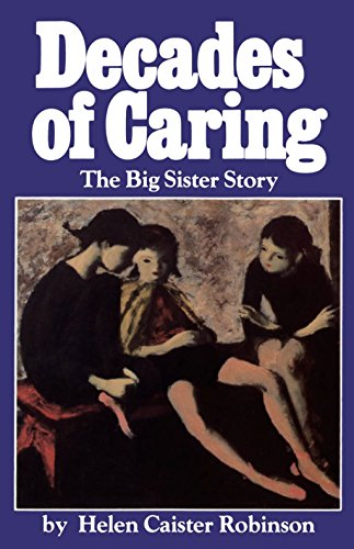PDF Decades of Caring The Big Sister Story