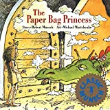 Book Cover: The Paper Bag Princess By Robert N. Munsch