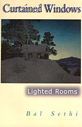Curtained Windows, Lighted Rooms [Paperback]