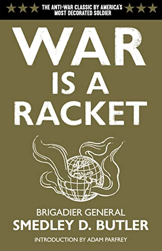 War is a Racket Book Cover Picture