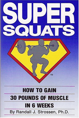 Super Squats Book Cover Picture
