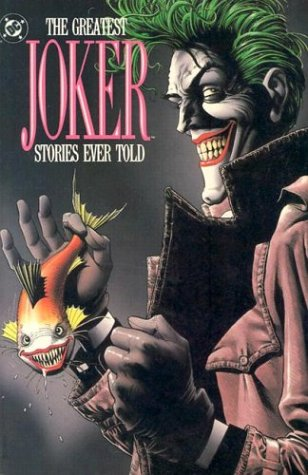 Batman: The Greatest Joker Stories Ever Told Cover