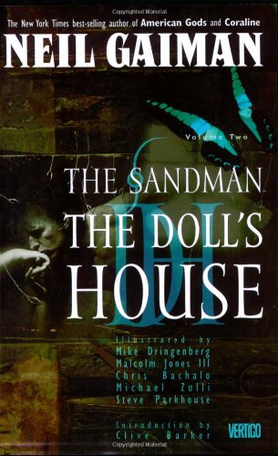 The Sandman Vol. 2: The Doll's House, Gaiman, Neil