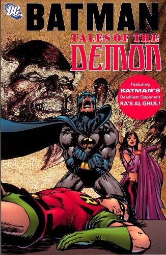 Batman: The Saga of Ra's Al Ghul / Tales of the Demon Cover