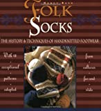 Folk Socks by Nancy Bush