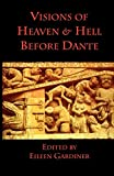 Visions of Heaven and Hell Before Dante book cover.