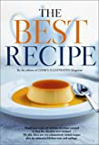 The Best Recipe by Editors of Cook's Illustrated Magazine