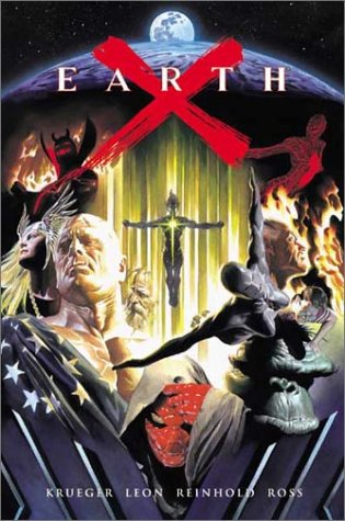 Earth X Limited Edition Hardcover (With CD) Cover