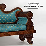 Rich and tasty : Vermont furniture to 1850