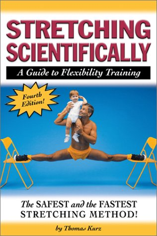 Stretching Scientifically Book Cover Picture