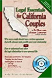 Legal Essentials for California Couples