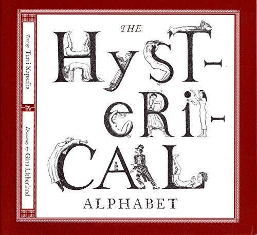 The Hysterical Alphabet, Kapsalis, Terri