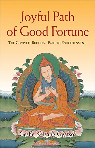 Image for Joyful Path of Good Fortune The Complete Buddhist Path to Enlightenment