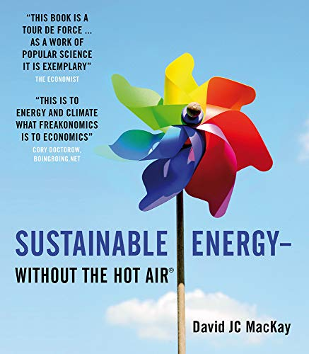855. Sustainable Energy - Without the Hot Air