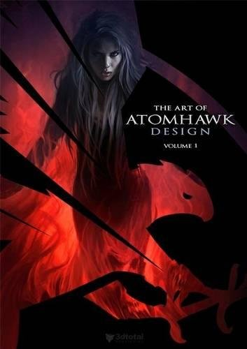 The Art of Atomhawk Design: Volume 1