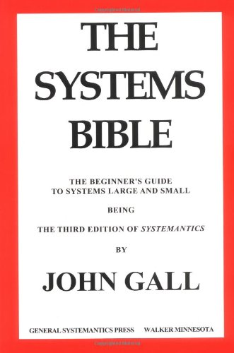 478. The Systems Bible: The Beginner