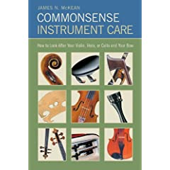 Common Sense Instrument Care