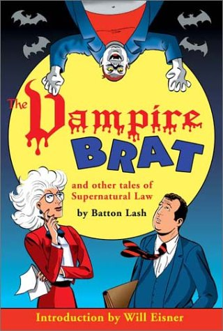 The Vampire Brat cover