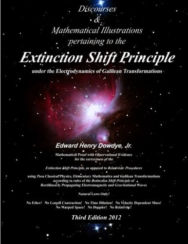 Extinction Shift Principle: an alternative model to the relativistic physics of fractional light velocities: a   stimulating look at classical physics.