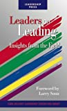 Buy Leaders on Leading: Insights from the Field from Amazon