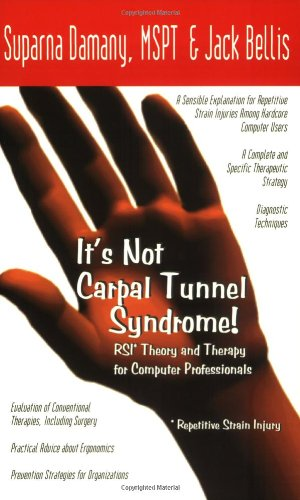 It's Not Carpal Tunnel Syndrome