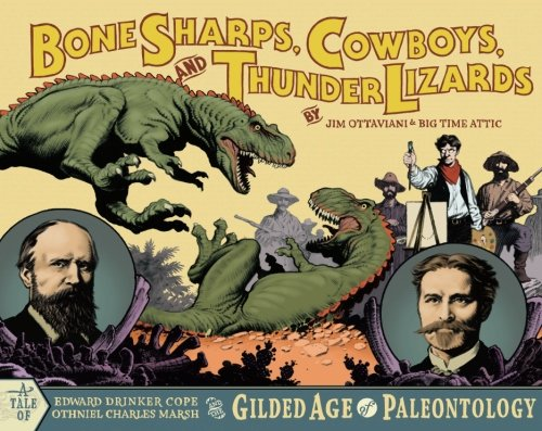 Bone Sharps, Cowboys, and Thunder Lizards cover