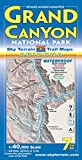 Grand Canyon Trail Map