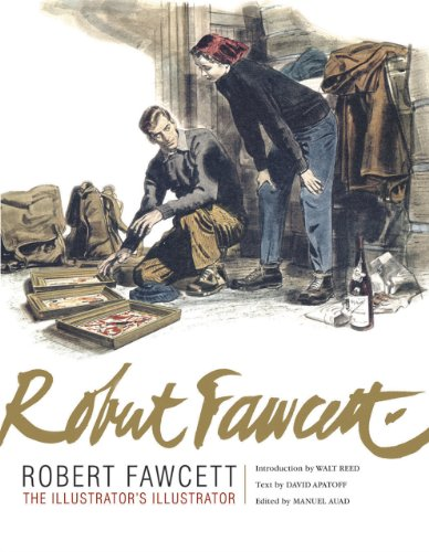 Robert Fawcett: The Illustrator's Illustrator