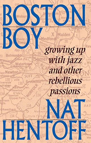 Boston Boy: Growing Up with Jazz