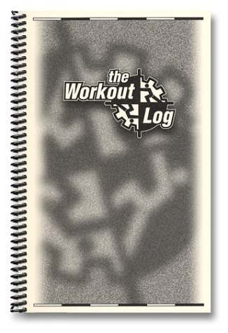 The Workout Log Book Cover Picture