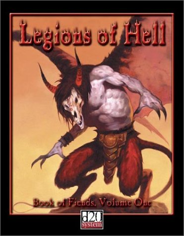 Legions of Hell (D20 System), Pramas, Chris