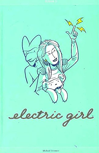 Electric Girl Book 1 cover